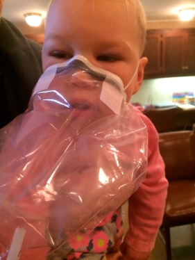 respiratory masking